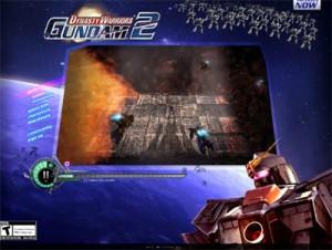 Dynasty Warriors 2 Gundam