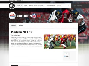 Madden NFL 2012