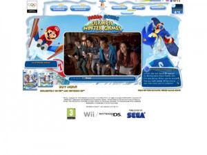 Mario and Sonic Olympic Winter Games