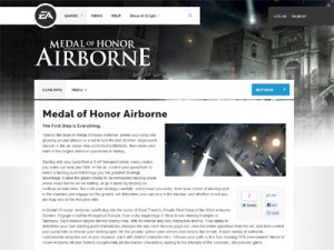 Medal of Honor Airbourne