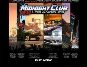 Midnight Club Los Angeles