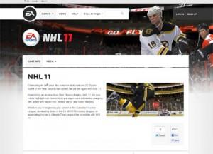 NHL 2011