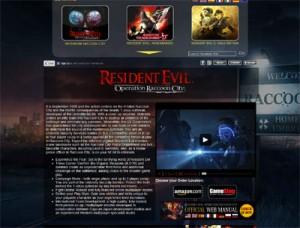 Resident Evil Racoon City