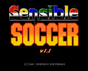 Sensible Soccer