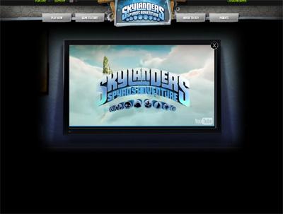 Skylanders Spyros Adventure