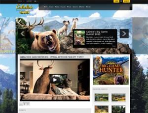 Cabelas Adventure Hunt