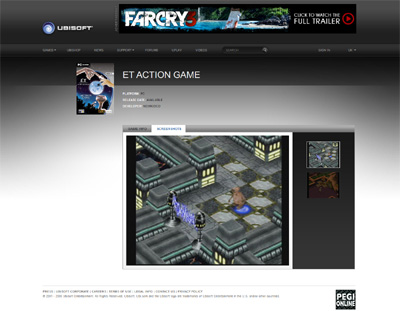 ET Action Game