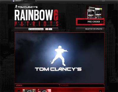 Rainbow 6 Patriots