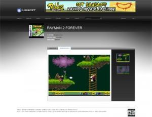 Rayman 2 Forever