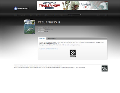 Reel Fishing 3