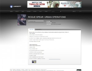 Rogue Spear Urban Operations