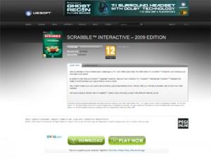 Scrabble Interactive 2009