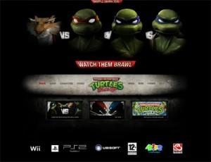 Teenage Mutant Ninja Turtles Smash Up