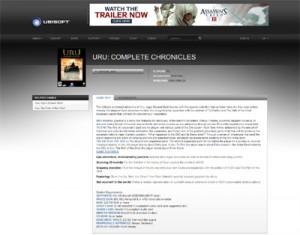 URU Complete Chronicles