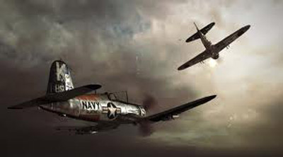 Pacific Squadron WW2