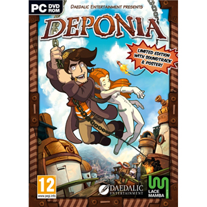 Deponia Limited Edition