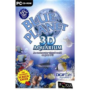 Blue Planet 3D Aquarium