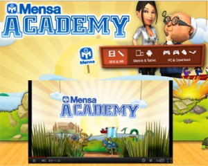 Mensa Academy Game