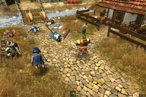 Siege Online Adventure Game Image