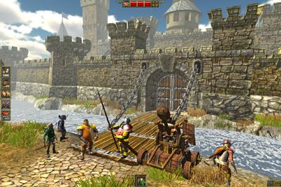 Siege Online Adventure Game Image 3