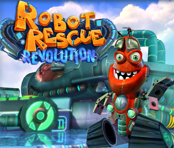 Robot Rescue Revolution