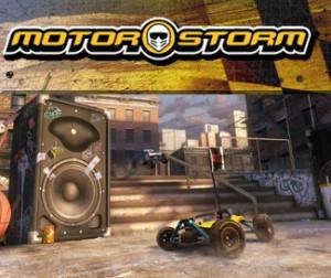 MotorStorm Game