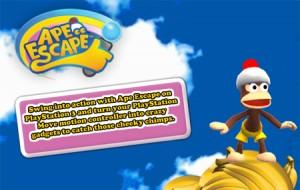 Ape Escape Game