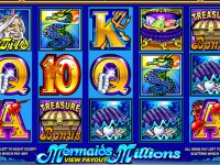 Mermaids Millions Slots