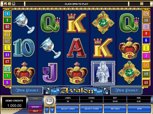 Spiele Avalon - Video Slots Online