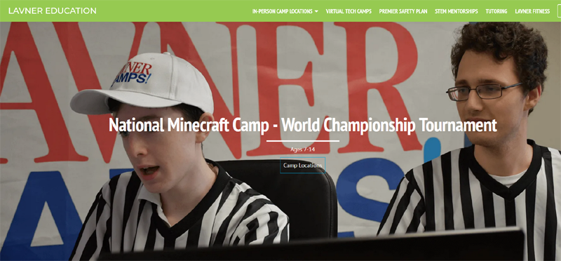 Minecraft World Championship Tournament Screenshot